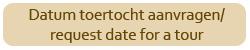 keuzeknop datum toertocht aanvragen